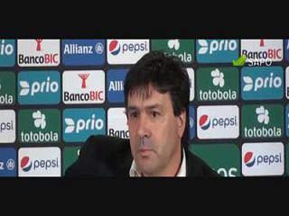 "Rui Casaca: ""Ninguém vai para os jogos para perder"""