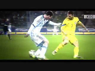 O melhor de Lionel Messi pela Argentina