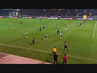 Taça de Portugal (Quartos de Final): Resumo Chaves 1-0 Sporting