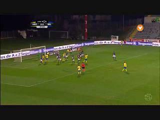 Liga (23ªJ): Resumo Arouca 1-2 Belenenses