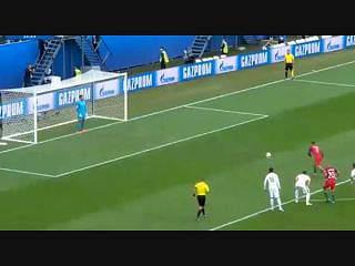 Recorde os quatro golos de Portugal frente à Nova Zelândia