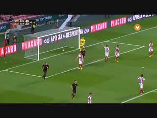 Taça De Portugal (Quartos-de-final): Resumo Benfica 6-2 Leixões