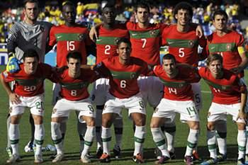 Mundialistas apelam à aposta nas camadas jovens