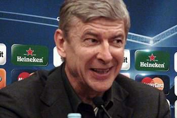 "Wenger ""Dominámos com classe"""