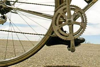 Ciclista Rafel Reis vence contra-relógio, mas sem medalha