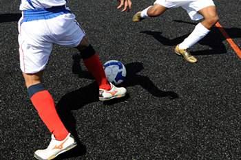 """""""Futebol de rua não é futebol na rua"""""""