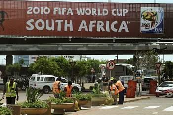 400 mil visitantes estrangeiros na África do Sul