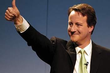 David Cameron telefonou a Joseph Blatter