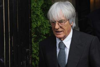 Ecclestone apoia candidatura de Jean Todt