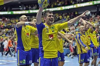 Suécia e Dinamarca nas meias-finais