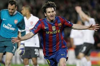 Barcelona – Arsenal visto por 8,3 milhões de espectadores
