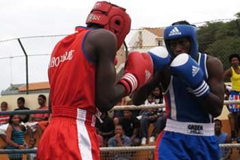 Diáspora dá reforços à seleção de boxe de Cabo Verde