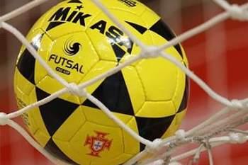 V. Guimarães desiste de futsal