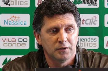 Carlos Brito diz que é preciso dar o melhor para vencer Olhanense