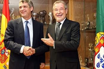 FIFA visita Portugal e Espanha de 30 de Agosto a 2 de Setembro