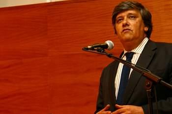 Laurentino Dias elogiou prestação de Olegário Benquerença