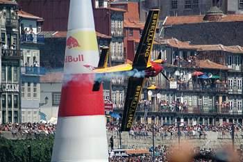 Red Bull Air Race cancelada