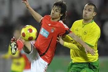 Lazaroni reconhece favoritismo do Benfica