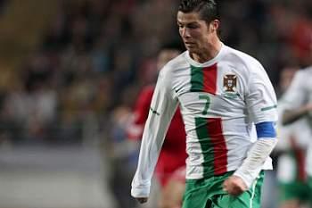 """Cristiano Ronaldo """"Portugal fez um bom jogo"""""""