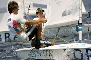 Marinho e Nunes somam quarto diploma olímpico