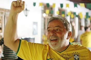 Lula da Silva quer jogos em São Paulo