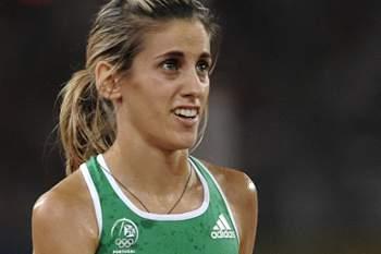 Jessica Augusto bate recorde nacional dos 3000 obstáculos