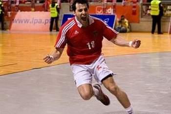 Benfica elimina Xico Andebol