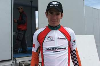 Sérgio Sousa lidera após as duas etapas do dia