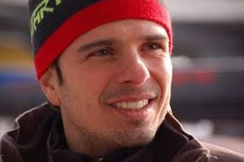 Danny Silva foi último nos 15km de esqui de fundo