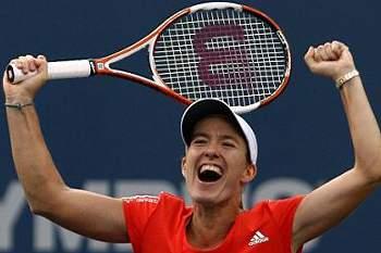 Justine Henin diz adeus ao ténis