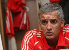 """Henrique Vieira destaca """"parte final"""" do Benfica"""