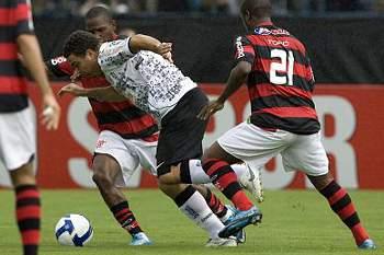 Corinthians e Ceará partilham liderança
