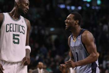 Memphis Grizzlies vencem Boston Celtics 90-87