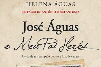 José Águas recordado na Luz
