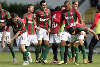 Ricardo é a única novidade para jogo em Coimbra