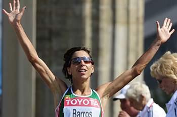 Marisa Barros vence e convence