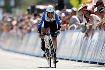 Tiago Machado acaba Volta à Califórnia em 4º lugar