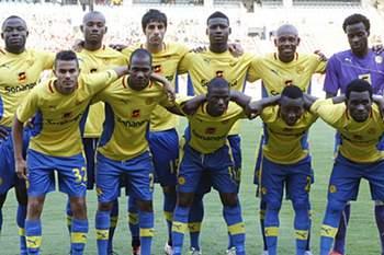 Claques unem-se em apoio ao Petro de Luanda