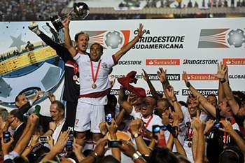 Conmebol confirma São Paulo como vencedor