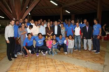 Presidente de Cabo Verde vai condecorar os Tubarões