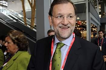 "Rajoy elogia ""grande personalidade humana e desportiva"""