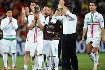 Portugal fecha 2012 com saldo positivo mas com Mundial em risco