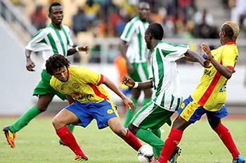 Atlético do Namibe aposta na formação em 2014