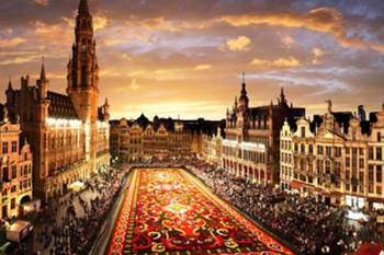 Bruxelas oficializa candidatura à organização do Euro2020