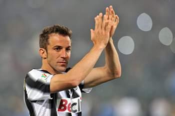 Del Piero renova por um ano com o Sydney FC