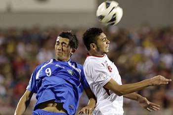 Jordânia vence Uzbequistão e mantém-se na corrida ao Mundial2014