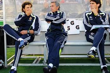 Diarra e Marcelo são opções para Mourinho
