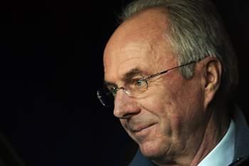 Eriksson «muito triste» com a morte de «um grande homem»