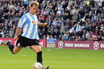 Marco Paixão marca na liga polaca