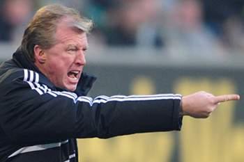 Steve McClaren junta-se à equipa técnica